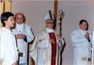 20 Biskup Ordinarij Msgr. Ćiril Kos 25.10.1981. godine