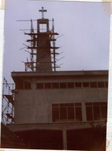 22 Crkva u proljeće 1982. godine