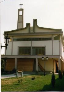 35 Izgled crkve za vrijeme rata