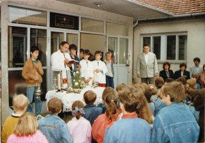 36 Sveta Misa i blagoslov osnovne škole