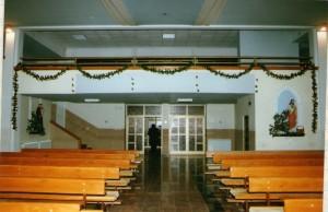 42 Unutrašnjost crkve nakon uređenja - 1996.godina