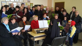 Mješoviti zbor