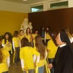 Dječji zbor na gostovanju u Đakovu
