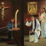 Ispovijed bolesnika i uskrsna ispovijed