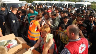 caritas izbjeglice