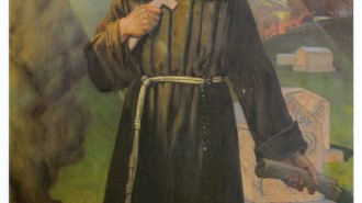 Sv.Nikola Tavelic, moli za nas
